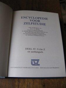 Encyclopedie voor zelfstudie (deel 4)