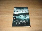 Elziabeth-George-Afrekening-in-bloed